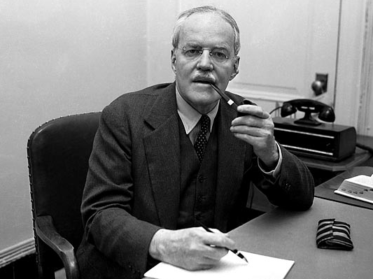 Allen Dulles SuperSpy Head of CIA, Operations PaperClip and MK-ULTRA, Fired by President Kennedy, Worked on Warren Commission to coverup truth of JFK's assassination; CFR big shot: Read this whole article.