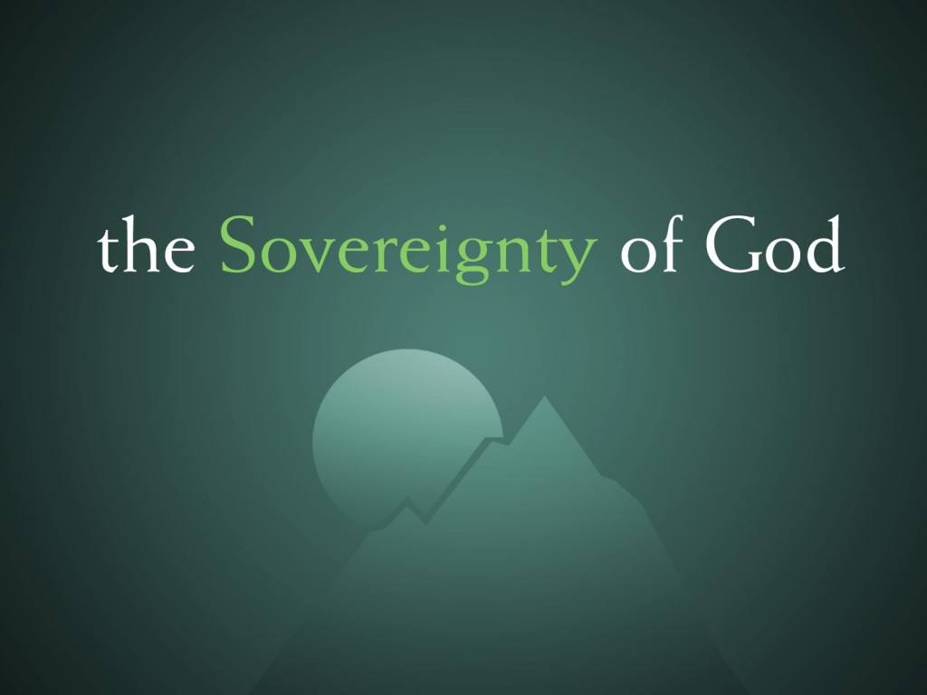 The Purest Sovereignty Is The Sovereignty Of The Creator