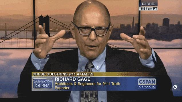 Richard Gage CSPAN