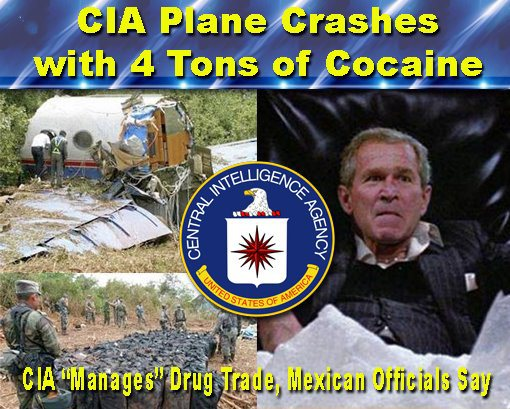Mena_CIA Plane Crash Mexico